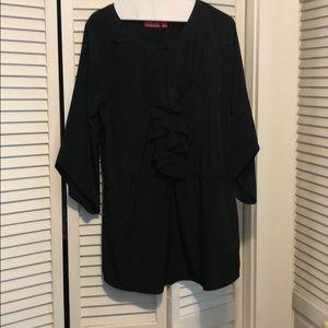 Cute black tunic